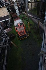 DH 440 (eric borowski) Tags: steelworks steel steelindustry steelplant steelmill steelmaking blastfurnace hotrollingmill cokeplant coke cockerie hautsfourneaux acier aciérie charbon saar saarland völklingen usine unesco dh440