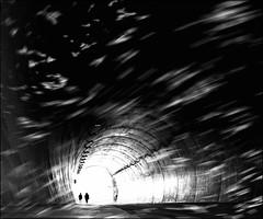 F_47A0427-BW-1-Canon 5DIII-Tamron 28-300mm-May Lee 廖藹淳 (May-margy) Tags: 曾經 maymargy bw 黑白 人像 背影 剪影 逆光 山洞 走過 疊圖 沙灘 水痕 台北市 宜蘭縣 外澳 北投區 街拍 streetviewphotography 天馬行空鏡頭的異想世界 mylensandmyimagination 線條造型與光影 linesformandlightandshadow 心象意象與影像 naturalcoincidencethrumylens 幾何線條 點人 humaningeometryf47a0427bw1images overlaycanon 5diiitamron 28300mmmay lee 廖藹淳