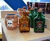 Pirate Bottles (Vinny Gragg) Tags: chicago illinois chicagoillinois piratebottles pirate bottles bottle pirates glass mug coffemug rum navypier cork corks