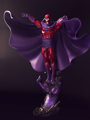 Magneto   Statue   Bowen Designs (leadin2) Tags: statue marvel bowendesigns bowen designs comics canon 2017 magneto xmen brotherhood mutants erik lehnsherr
