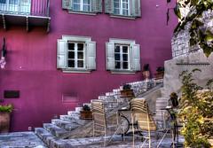 A romantic corner of Acronauplia. Nauplion (theseustroizinian) Tags: greece greek hellas hellenic peloponnese nauplion ngs hdr hdraward architecture architect art city cityarchitecture canoneos700d canon