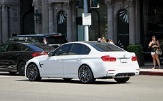 BMW M3 ZCP (F80) (SPV Automotive) Tags: zcp f80 sedan exotic sports car white bmw m3