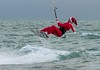 Santa arrives in style (Peter H 01) Tags: waves kitesurfing santa fatherchristmas surfing christmaseve windy extremesport fund