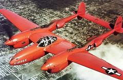 "P-38J Lightning aircraft ""Yippee'"" circa 1945.blr_p1vd3lEKyJ1regz7ho1_1280 • <a style=""font-size:0.8em;"" href=""http://www.flickr.com/photos/81723459@N04/38546378005/"" target=""_blank"">View on Flickr</a>"