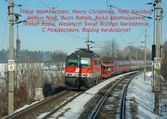 Frohe Weihnachten, Merry Christmas, Feliz Navidad,Joyeux Noël, Buon Natale, Καλά Χριστούγεννα,Sretan Božić, Wesołych Świąt Bożego Narodzenia,С Рождеством, Boldog karácsonyt! - In Explore (westrail) Tags: