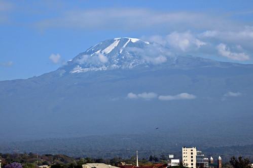 Mount Kilimanjaro: Moshi Town