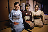 Japanese Women Attending A Tea Ceremony Class (El-Branden Brazil) Tags: tea teaceremony japan japanese sado asia asian tokyo kettle zen