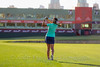 Sophie Lamb of England (andre_engelmann) Tags: 2017 6 9 december damen dubai golf lpga turnier ladies european tour omega masters runde tag gras vereinigten arabischen emirate