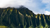 Sun Kissed Ko'olau (resheasby) Tags: hawaii koolau island mountain oahu range windward light highlight ridge cloudy cloud lush