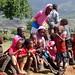 Malealea village, Makhomalong Valley, Kingdom of Lesotho