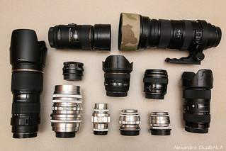 Lenses collection (v.Jan. 2018)