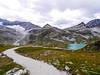 Wanderurlaub auf der Rudolfshütte - Weißsee, links der Ödenwinkelkees (gernotp) Tags: berg gletscher ort rudolfshütte salzburg see stausee urlaub uttendorf wandern wanderurlaub weissee grl5al grv4al österreich
