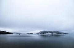 Drøbak (ragnebl) Tags: drøbak fjord winter snow fog