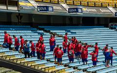 Boca Stadium (nebulous 1) Tags: buenosaires boca soccer football stadium chilean nikon nebulous1 glene