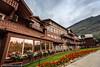 The Many Glacier Hotel (Samantha Decker) Tags: canonef1635mmf28liiusm canoneos6d glaciernationalpark mt manyglacierhotel montana nps samanthadecker uwa wideangle