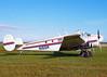 N166M Beech C-45G Expeditor (Keith B Pics) Tags: n166m beech18 beechcraft homestead x51 pwr985 511869 twinbeech c45 expeditor