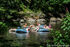 Summer Fun (R. Sawdon Photography) Tags: summer fun floating tubing water river boys raft forest wet