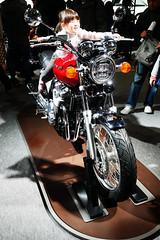 trial, Osaka Motor Show 2017 (jtabn99) Tags: 20171210 osaka nanko suminoe intex bike honda car ev electric motor show japan nippon nihon