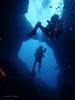 Aroca Tikia (YellowSingle 单黄) Tags: tikia underwater scuba dive marine cave cavern exploration atlantic ocean olympus tg4 aroca