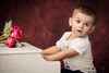 "Вам ""Мурку"" или Моцарта? (MissSmile) Tags: misssmile child kid boy adorable sweet memories portrait childhood studio"