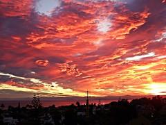 Puesta de sol (Antonio Chacon) Tags: andalucia atardecer marbella málaga mar mediterráneo costadelsol cielo españa spain sunrise sol