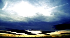 Baile de nubes (portalealba) Tags: zaragoza moncayo aragon españa spain sunset sol nwn nubes portalealba pentax pentaxk50 1001nights 1001nightsmagiccity