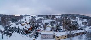 Beiersdorfer Winterlandschaft
