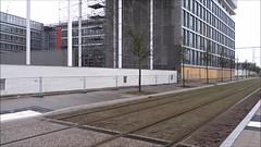 Luxtram - Tramset N° 107. (Franky De Witte - Ferroequinologist) Tags: spoorwegen eisenbahn chemin de fer railway железная дорога السكك الحديدية estrada ferro 鉄道 ferrocarril 铁路 ferrovia 철도 tramlijn strassenbahn streetcar tramway الترام luxtram luxembourg luxemburg
