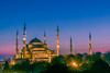 Blue Mosque - Istanbul (lucien_photography) Tags: istanbul turquie tr religion turkey architecture sunrise sky landscape cityscape mosque bluemosque sultanahmedmosque sultan ahmed