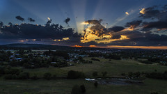 Sunset 23rd Dec (David Elkins Photography Australia) Tags: