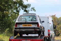79D 24 (Nivek.Old.Gold) Tags: 1979 ford fiesta 13 supersport ireland