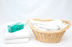 Laundry Basket with Soap (wuestenigel) Tags: household laundry basket clothes isolated washing housework clean noperson keineperson korb luxury luxus soap seife wicker korbwaren relaxation entspannung traditional traditionell handmade handgefertigt bamboo bambus treatment behandlung health gesundheit bath bad food lebensmittel wäsche hygiene wood holz bright hell reinigen container isoliert