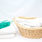 Laundry Basket with Soap thumbnail