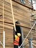 St. George's Cathedral Repairs #2 (*Amanda Richards) Tags: stgeorgescathedral cathedral wood woodenbuilding tallestwoodenbuilding guyana georgetown anglican heritage repairs renovations greenheart mcvantage iwokrama