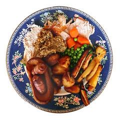Christmas Lunch (Birmingham Phil) Tags: lunch christmaslunch xmaslunch christmasdinner xmasdinner dinner turkey turkeymakesyerfeelperky