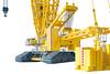 LEGO Liebherr LR 11000 (Dawid Szmandra) Tags: lego liebherr crane lr 11000 technic rc