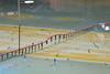 "Bay Model: San Mateo Bridge ""High Rise"" (Ian E. Abbott) Tags: usarmycorpsofengineersbaymodel usarmycorpsofengineers sanfranciscobaymodel baymodel sausalito marincounty hydrology water california scienceeducation sanmateohaywardbridge"