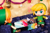 Present For My Bro (Pati's Nendoroid Photography) Tags: link toonlink younglink windwakerlink majorasmasklink windwaker majorasmask legendofzelda loz nendoroid ねんどろいど goodsmilecompany gsc nendoroidphotography nendography nendophotography nendostory toyphotography animefigure figurephotography nendophoto365 nintendo zelda