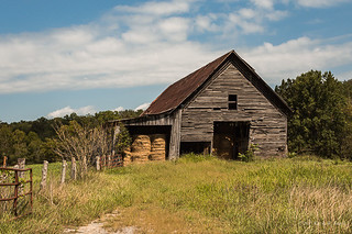The Hay's in the Barn