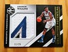 2015-16 Limited Andrew Wiggins Unlimited Potential Jumbo Patch Card #'d 11/25. Going down the line addin these 1 by 1 I hope everyone enjoys it a fraction as much as I do & the dedication, its took find,g what I have so far. There's still more out there! (CardKing739) Tags: nba paniniamerica limited andrewwiggins minnesotatimberwolves sports sportscards tradingcards cardhobby patchcards black blue silver white nike adidas underarmour pinterest instagram facebook tumblr fav100 fav50 fav25 photo picture art