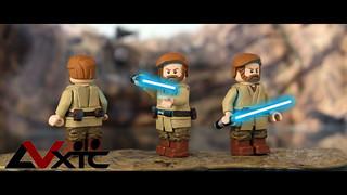 LEGO Obi-Wan Kenobi - ROTS
