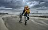 20180103-1117-03 (Don Oppedijk) Tags: velsennoord noordholland nederland nl piervanwijkaanzee storm cffaa