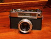 Yashica Minister-D (1964-1971) (chands62) Tags: rangefinder yashicaministerd 45cm f28 35mm cds meter lv