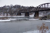 DSC01806 (gstamets) Tags: easton delawareriver river snow frozen eastonpennsylvania lehighvalley winter