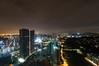 Black (OzGFK) Tags: asia hdb housingdevelopmentboard nikond90 singapore skyvilleatdawson skyvilledawson tokinalens cityscape clouds dusk evening heartlands longexposure night rooftop skyline suburbs sunset viewingdeck