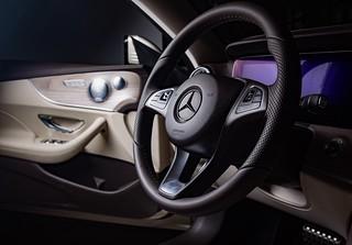 Mercedes S - 1