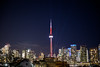 Bright Lights, Big City (cookedphotos) Tags: 2018inpictures toronto ontario canada canon 5dmarkiv streetphotography city downtown cntower urban night lights p3652018 365project