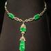 jade necklace - unknown