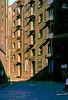 Clink Street Warehouses (Julian Hodgson) Tags: clinkstreet bankside london warehouses street streetscene posterized