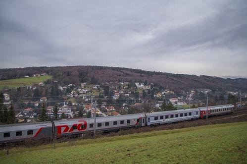 Moskva-Nice-Express - Eichgraben